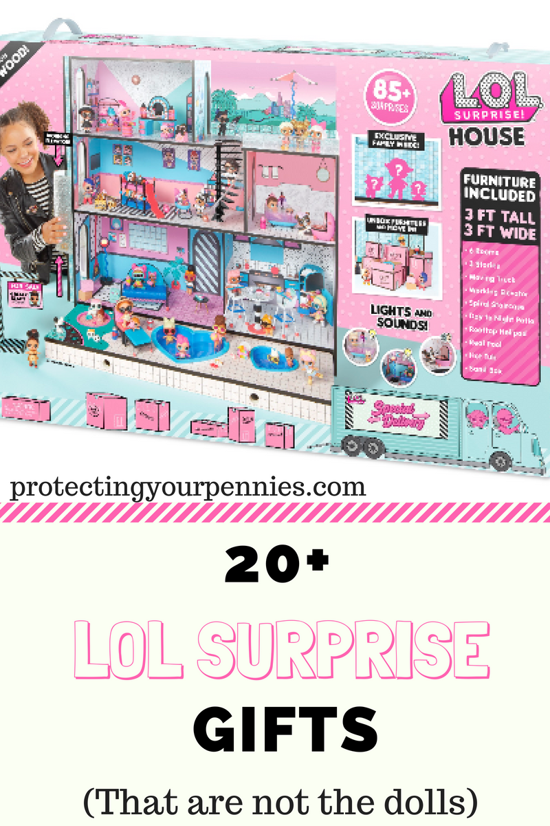 LOL Surprise Dolls Gift Guide