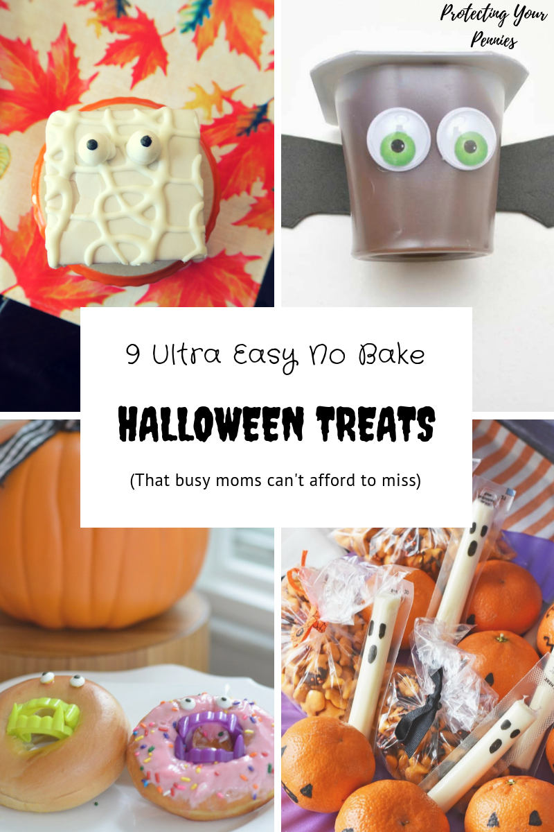 9 Store Bought Halloween Party Foods to Make in Less than 5 Minutes