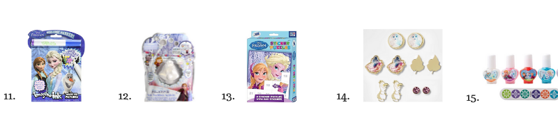 Frozen 2 Stocking Stuffers Under $10 Part 3