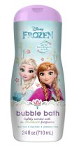 Frozen Bubble bath for Kids