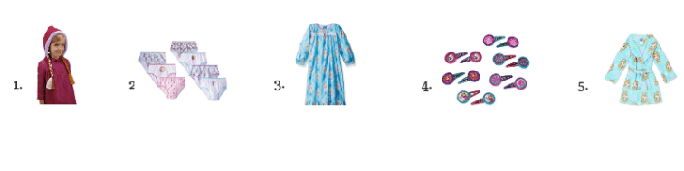Frozen clothing for Kids
