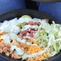 Taco Bell Protein Bowl No Rice or Beans Trim Healthy Mama Fast Food Guide S Meal