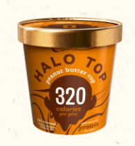 Halo Top THM FP Ice Cream Treat