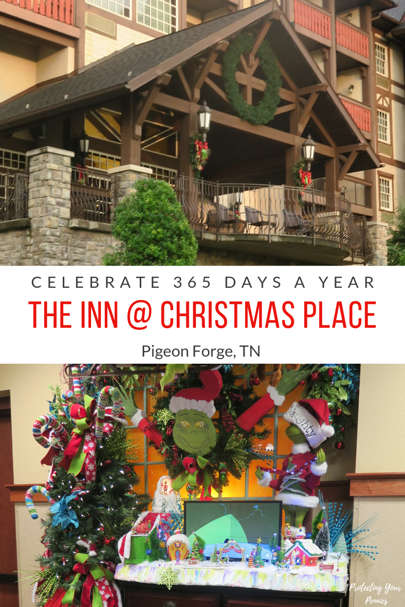 The Inn at Christmas Place - Pigeon Forge TN - Christmas 365 days a year hotel