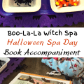 Boo-La-La Witch Spa Book Accompaniment
