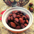 Low Carb Slow Cooker Pumpkin Pie Flavored Almonds