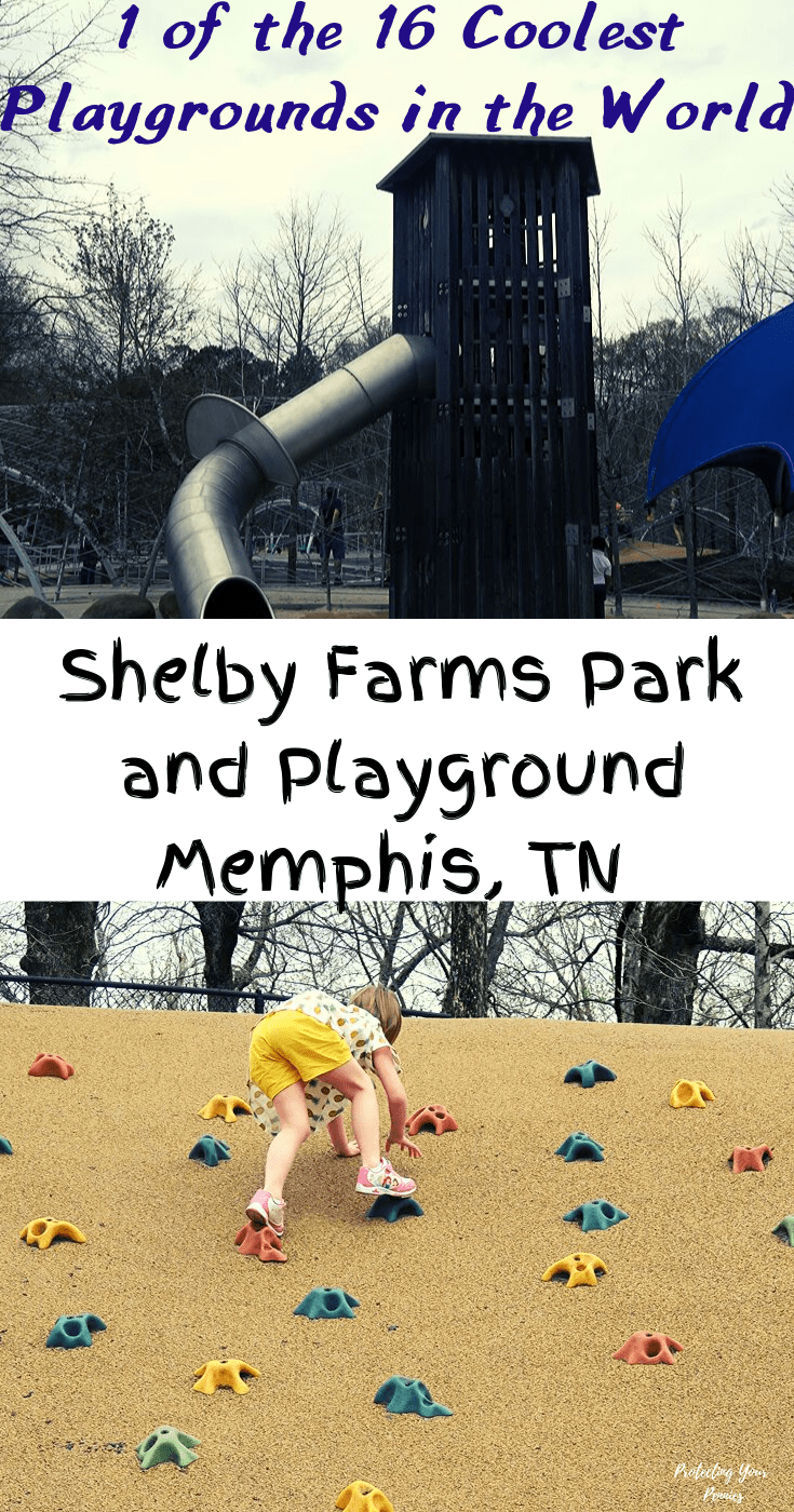 Shelby Farms Playground and Park - 1 of the Coolest Playgrounds in the World