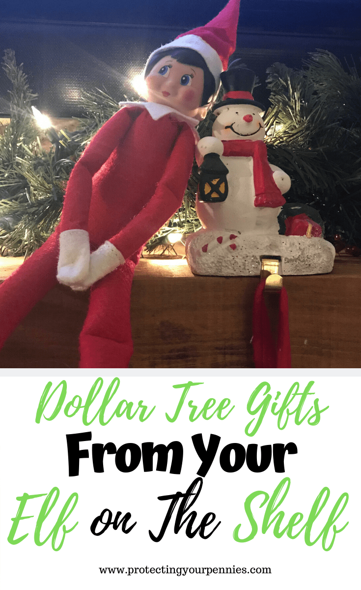 Dollar Tree Gifts From Your Elf On The Shelf