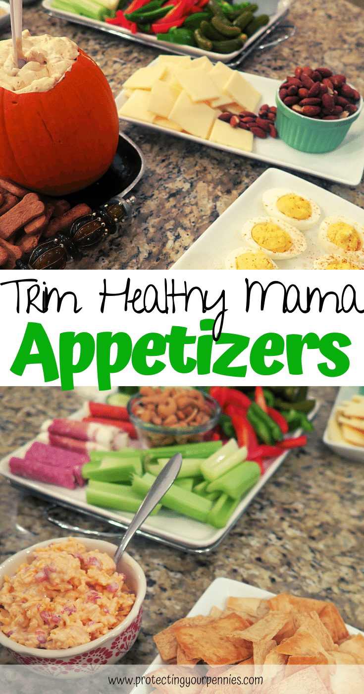 THM Appetizers for Party or Tailgate