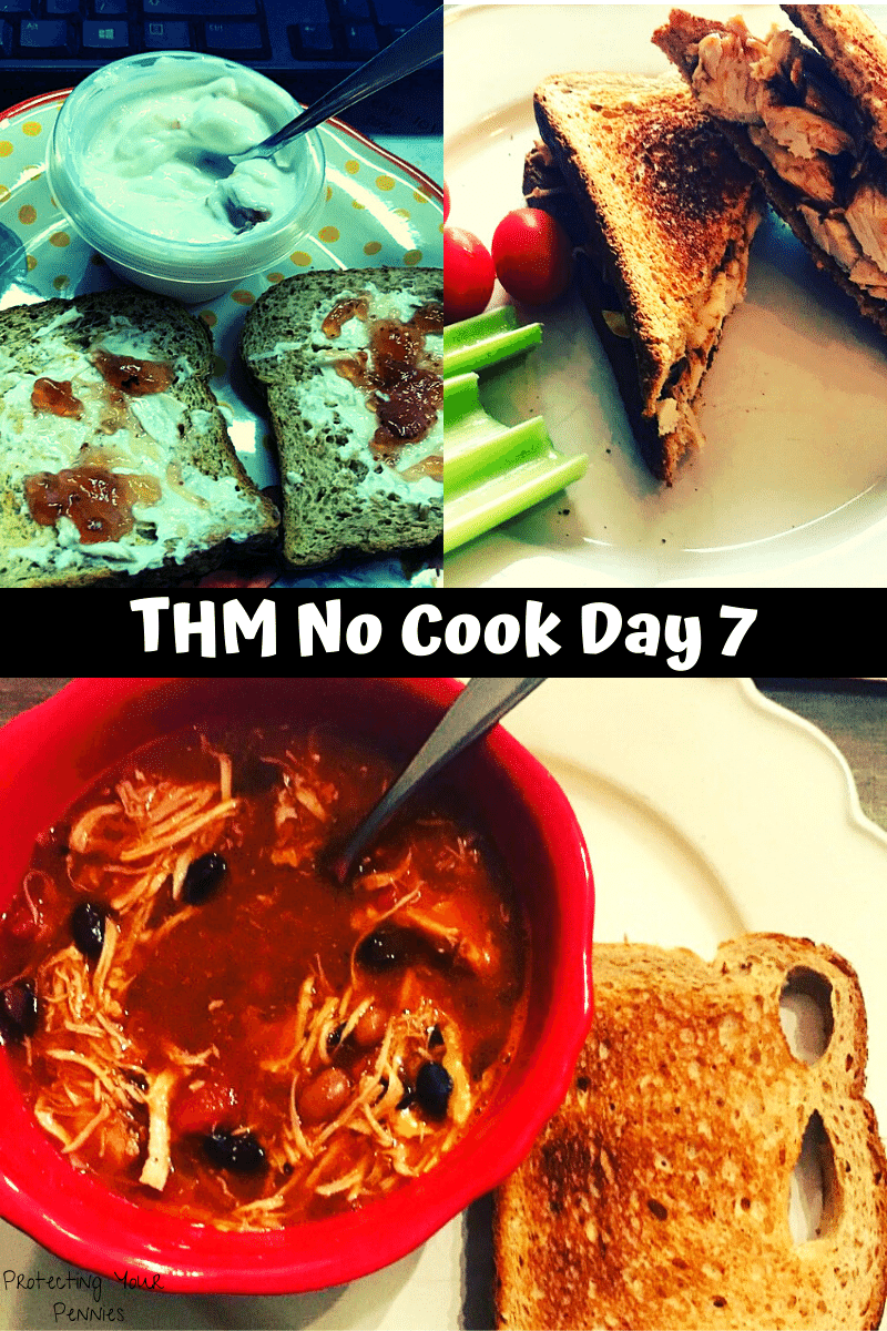 THM Easy Meal Plan Day 7 No Cook (1)