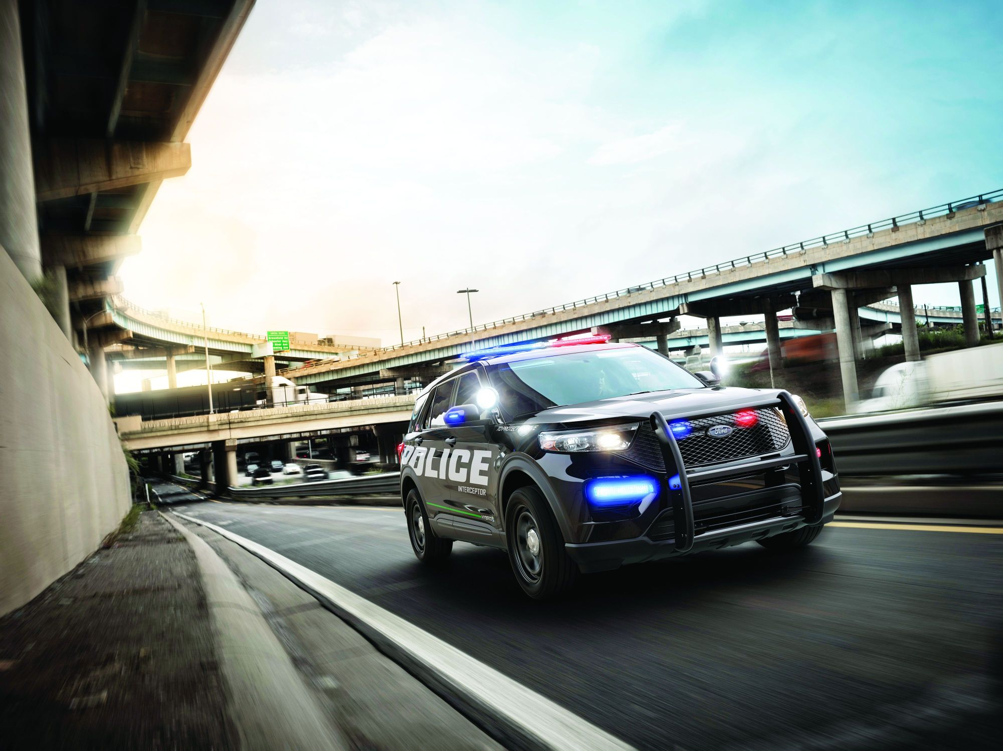 hight resolution of patrol vehicles 2019