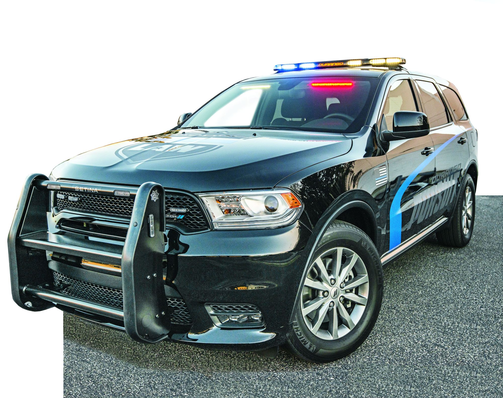 hight resolution of driving the 2019 dodge durango pursuit