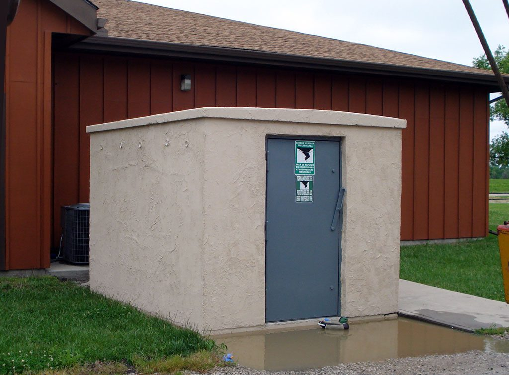 Handicap Accessible Storm Shelters  Protection Shelters