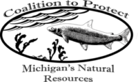 Coalition to Protect Michigan's Natural Resources Logo
