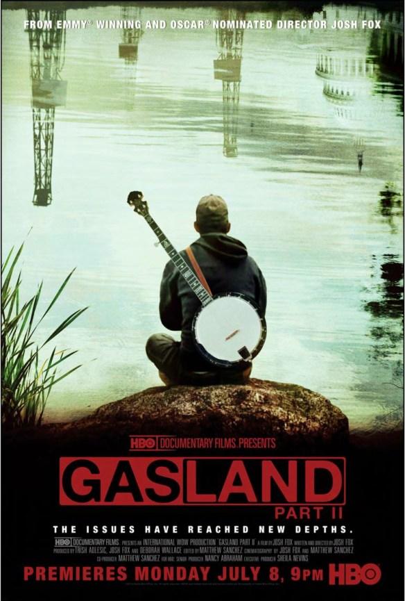 GASLAND Poster HBO Premiere