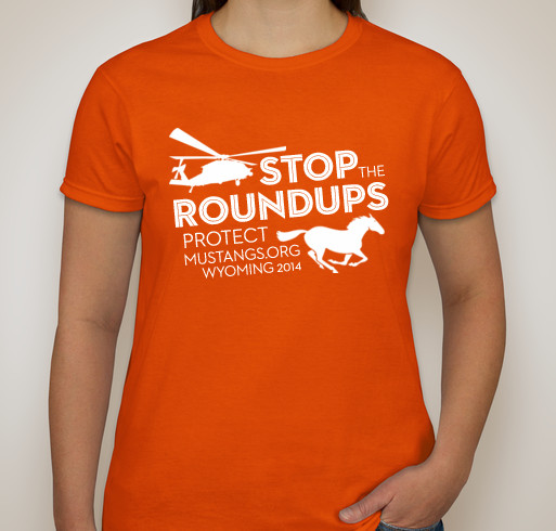 Raise awareness to Stop the Roundups!