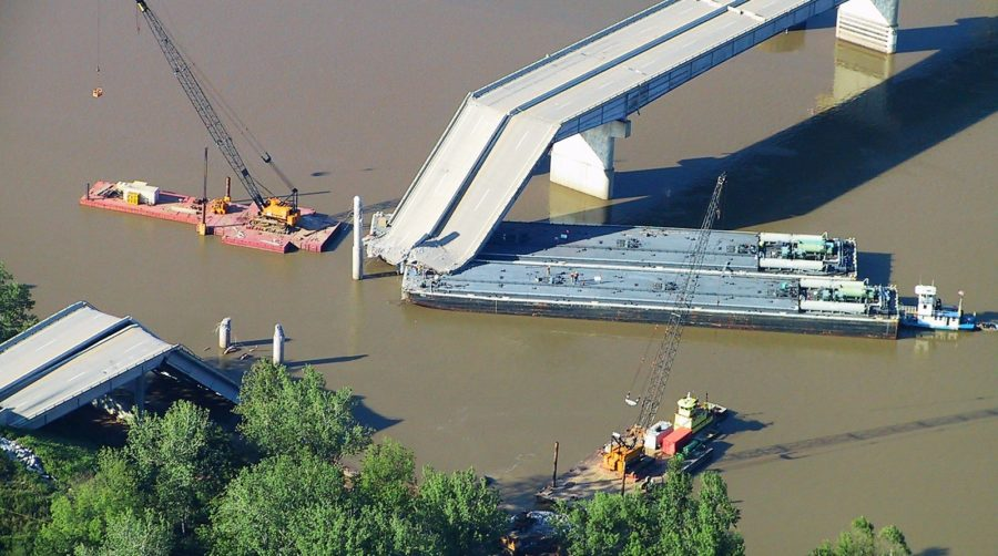 i40 bridge collapse oklahoma