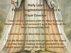 Prayer Augmentations Part 4 Coverage
