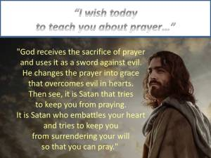 Teach You About Prayer 1.04
