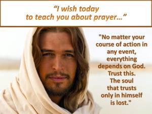 Teach You About Prayer 1.05