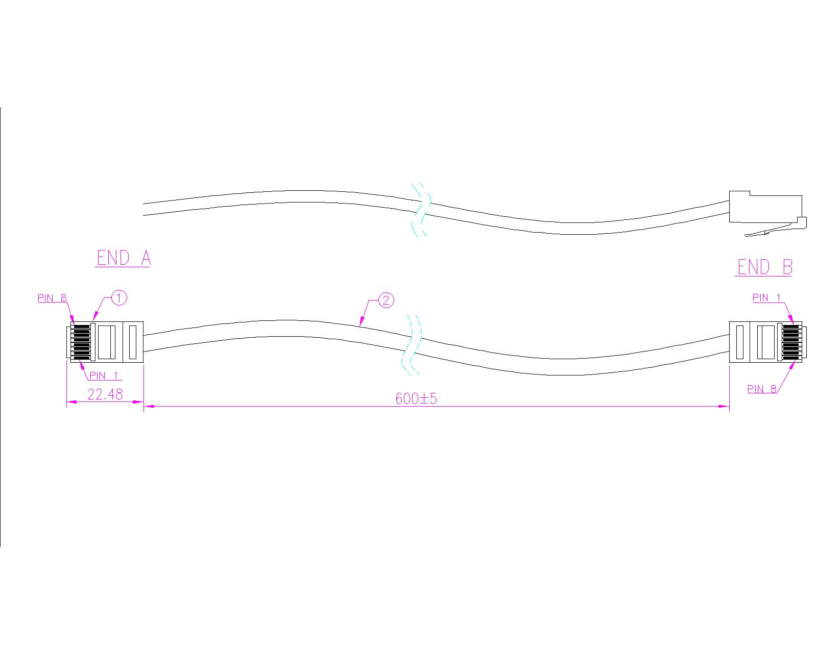 wiring diagram for rj45