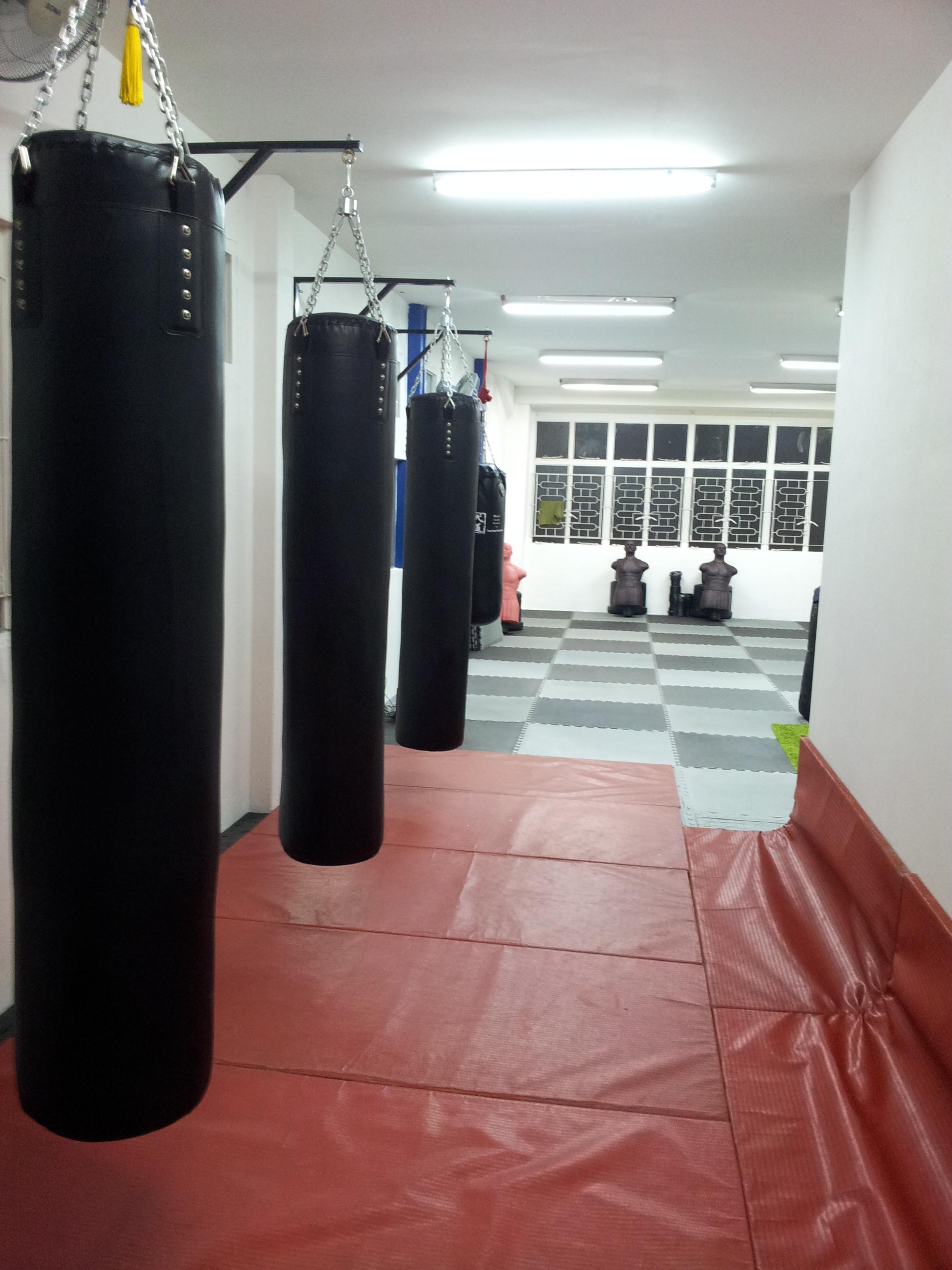 gym facilities protect singapore