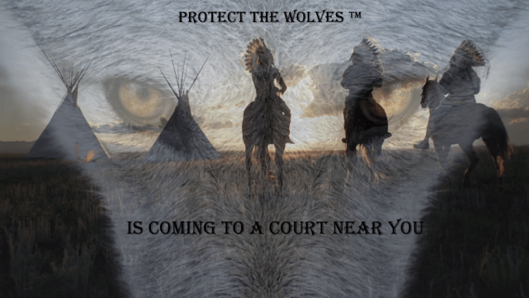 protect the wolves, sacred resources,