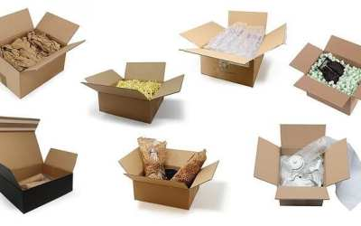 7 ways to approach packing your products in a box for transit