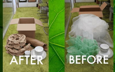 Its NOT just about switching to eco-friendly packaging…