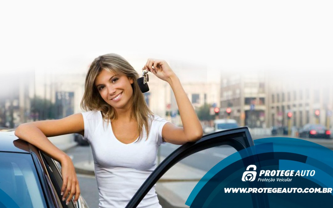 Lugar de mulher é ao volante e onde mais ela quiser!
