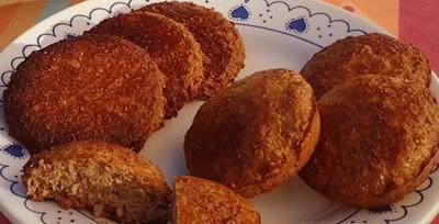 Palets et gâteaux enrichis à l'inuline