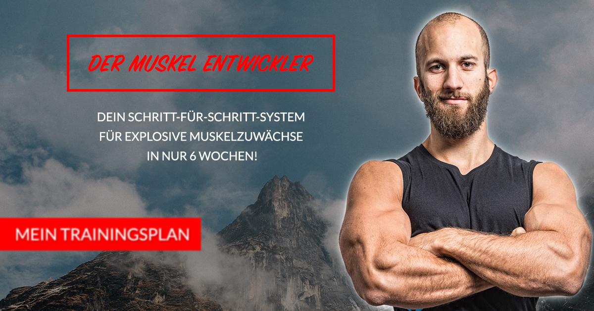 Muskel-Entwickler-Facebook
