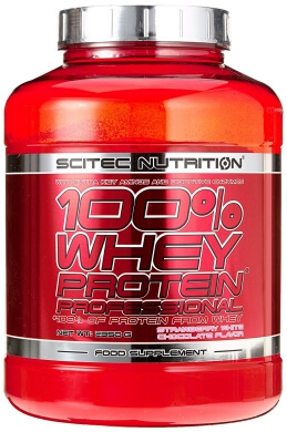 Scitec Nutrition Whey Protein Professional