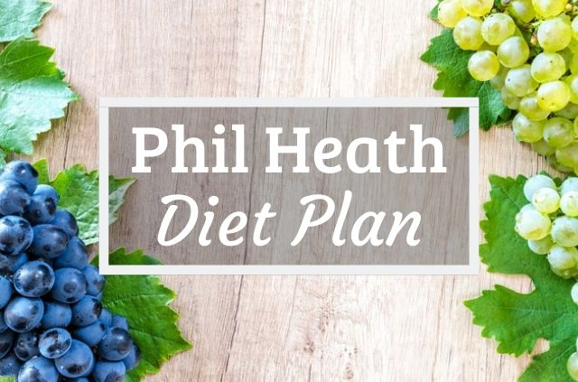 Phil Heath Diet