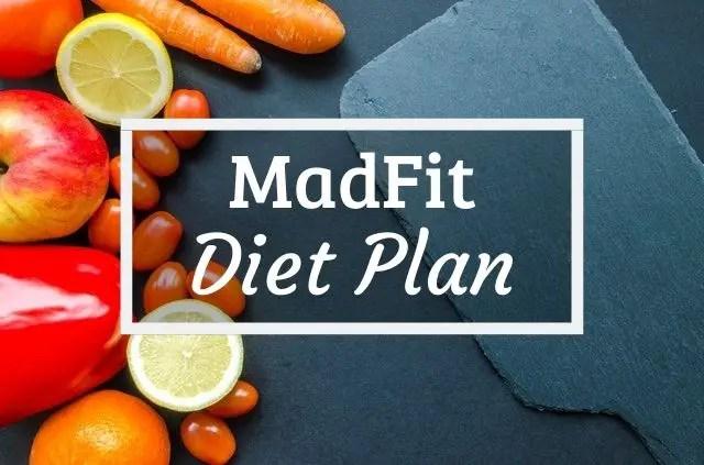 MadFit diet