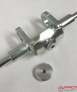 crank with knob 5-103522