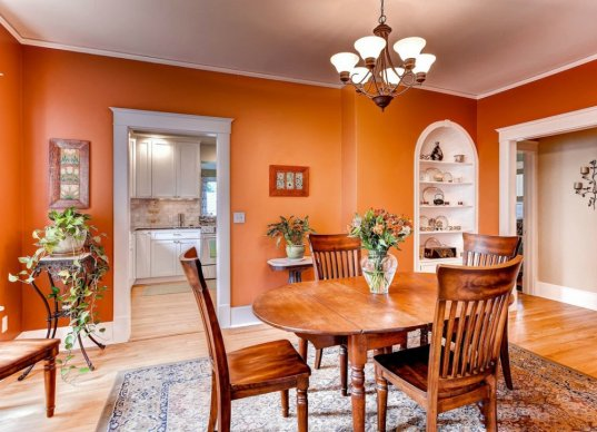 Fall Inspired Paint Colors That Look Great Year Round