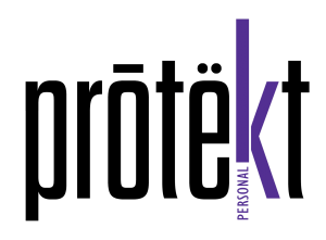 Image of Protekt Personal Care Logo, Purple