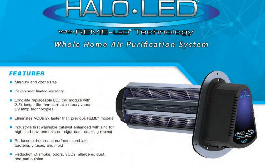 Halo… Not the game but a game changer!