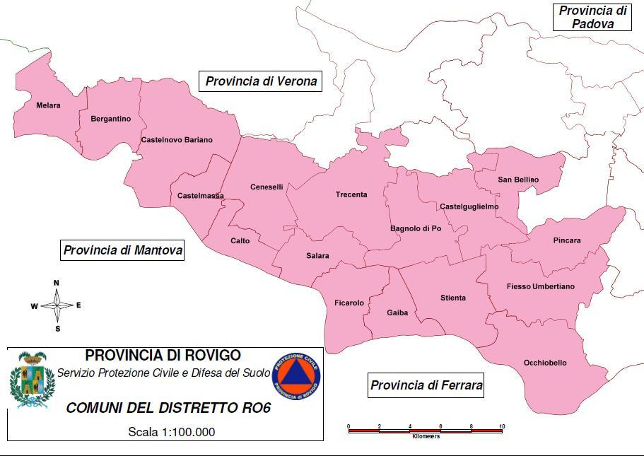 Mappa Distretto Rovigo6