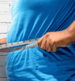 Waist size may be more important than weight for multiple heart attack risk