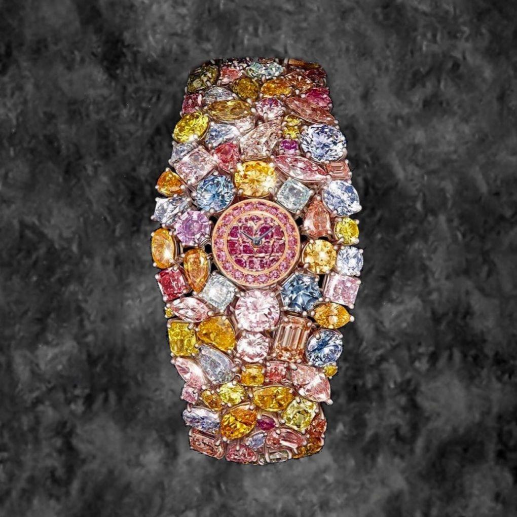 Graff Diamonds Hallucination, Dyr klokke - hva gjør egentlig en klokke kostbar