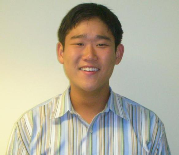 Pictured above is Eujin, Summer 2009
