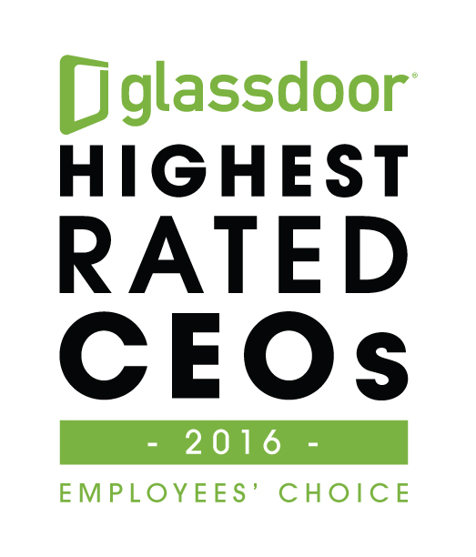 2016 Glassdoor CEO