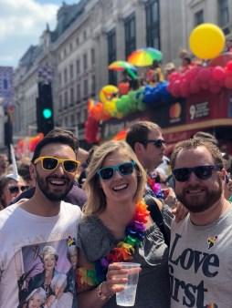 UK Pride Parade 2018