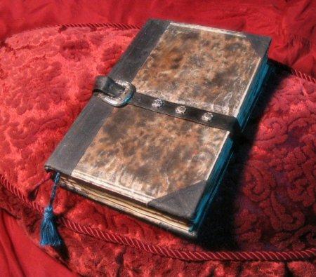 Faux Necronomicon Prop Book