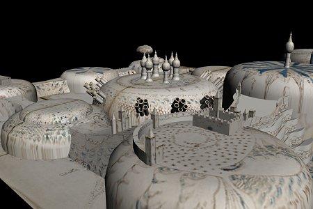 Rosettes Castles