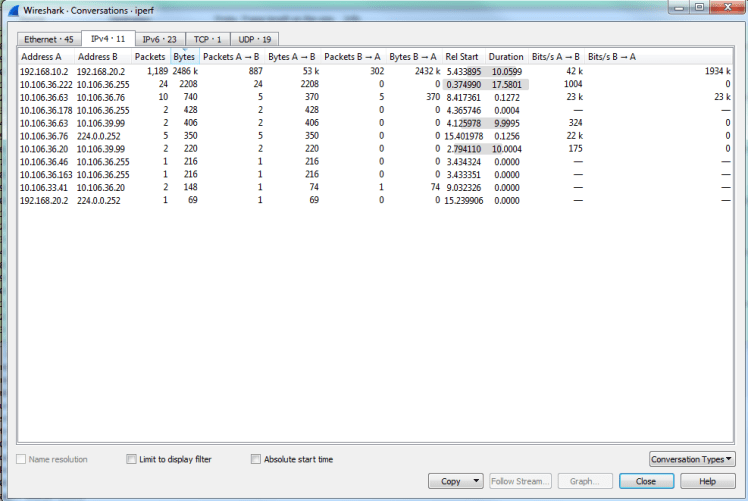 Wireshark-top-talkers