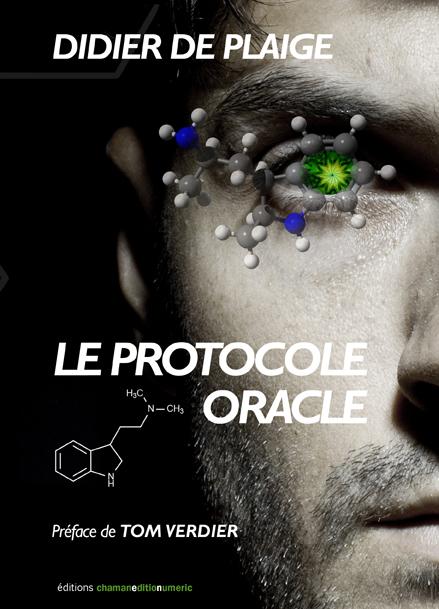 """Résultat de recherche d'images pour """"Le Protocole Oracle. Livre."""""""