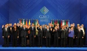G20 en Los Cabos